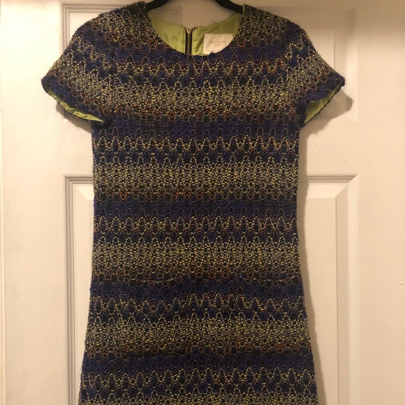 kate spade Dresses & Skirts - Kate Spade Wool Short Sleeve Dress